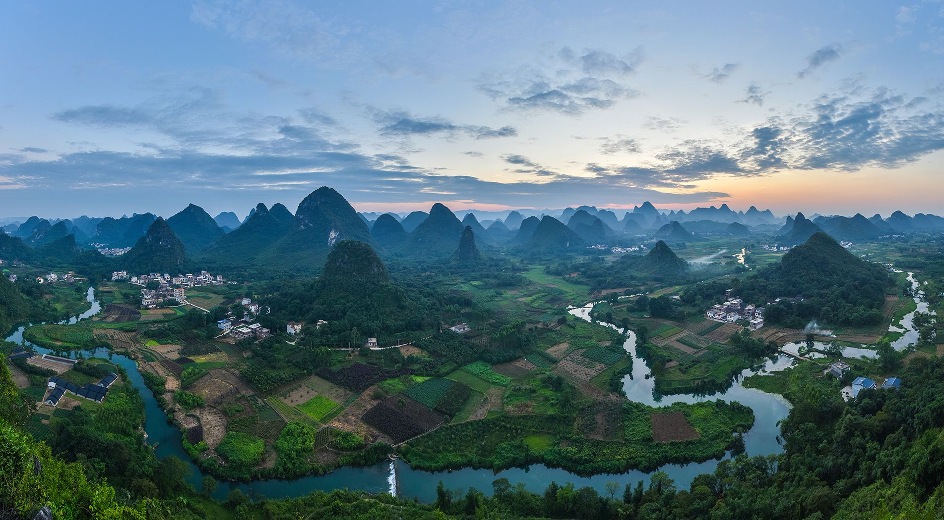 Guilin Landscapes Photography