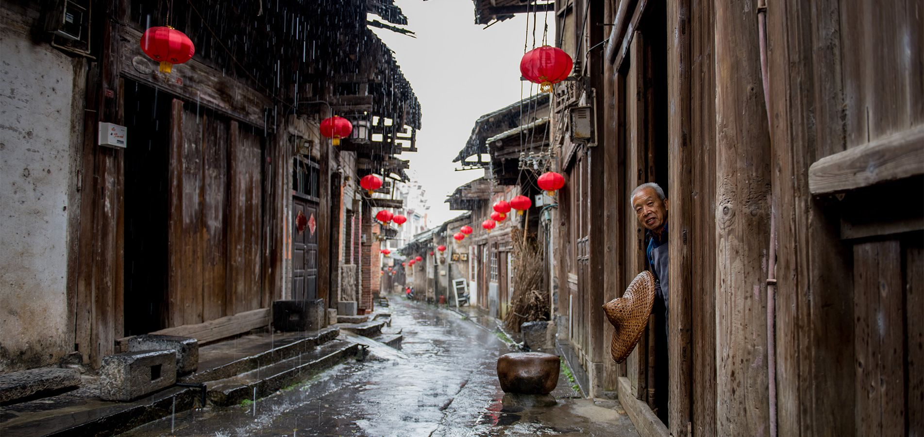 daxu ancient towns in china